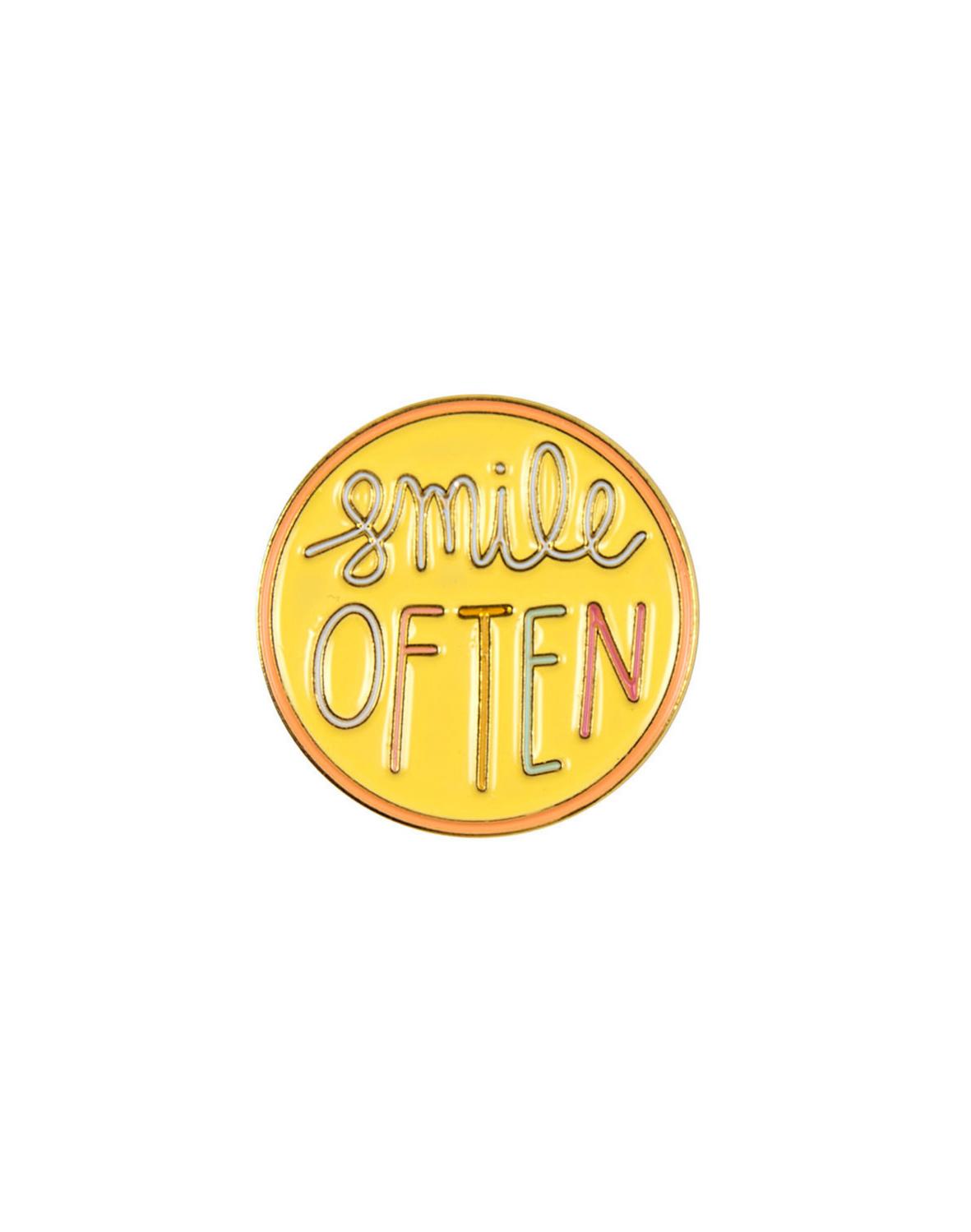 79281 smileoftenenamelpin slider1