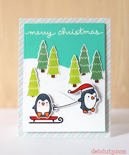 Debduty penguinchristmas original