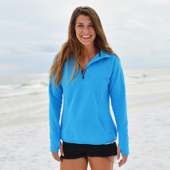 104833 quarterzip30ablue original