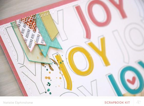 Joy banners