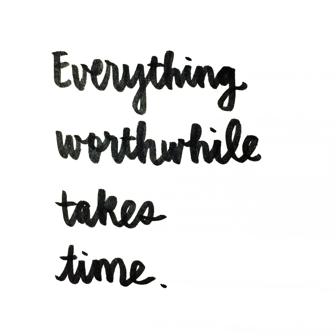 Everythingworthwhile original