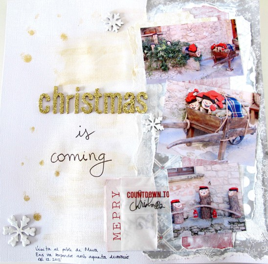 Lo christmas is coming studio calico 01