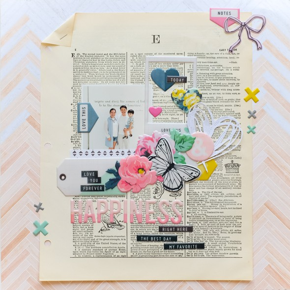 My happiness by evelynpy full layout original