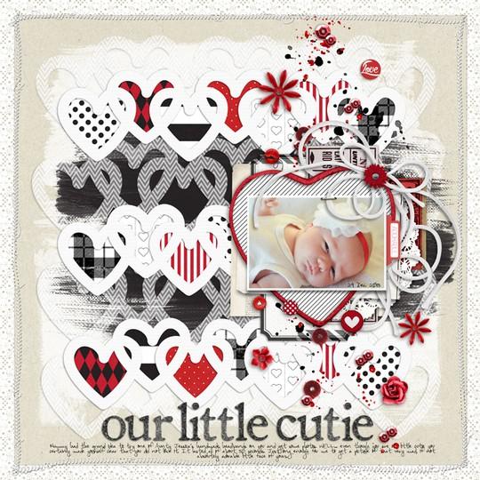 Our little cutie original