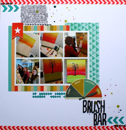 Brushbar web