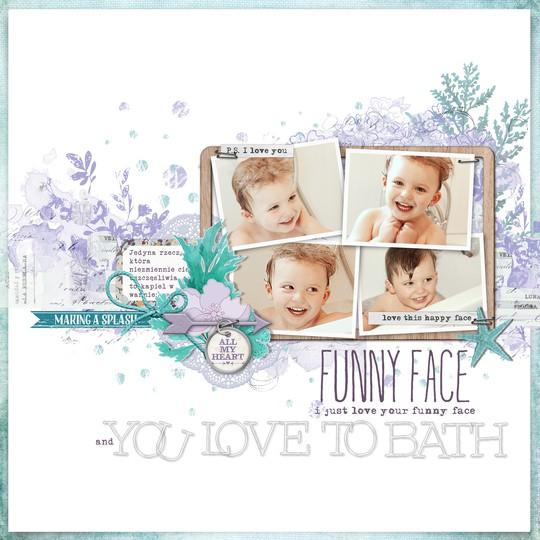 Funnyface.duze original