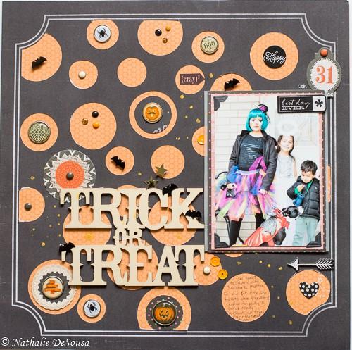 Trick or treat original