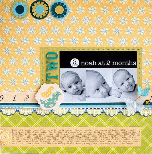 1   noah at 2 months   susan weinroth   ck inspired