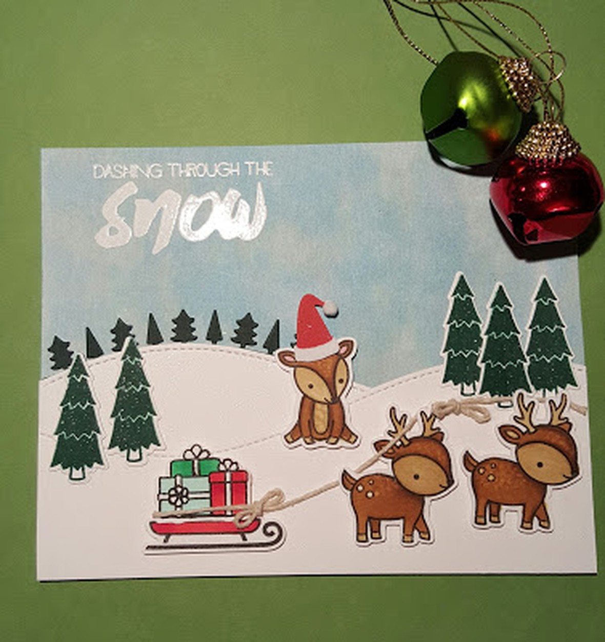Deer sled original