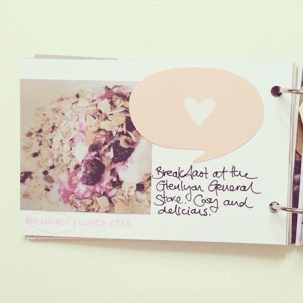 Glenlyon road trip mini book by mama finch 5 original