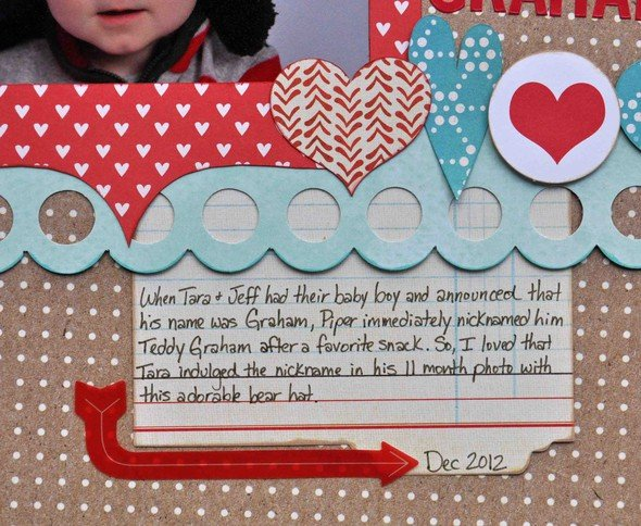 Teddy graham journaling betsy gourley