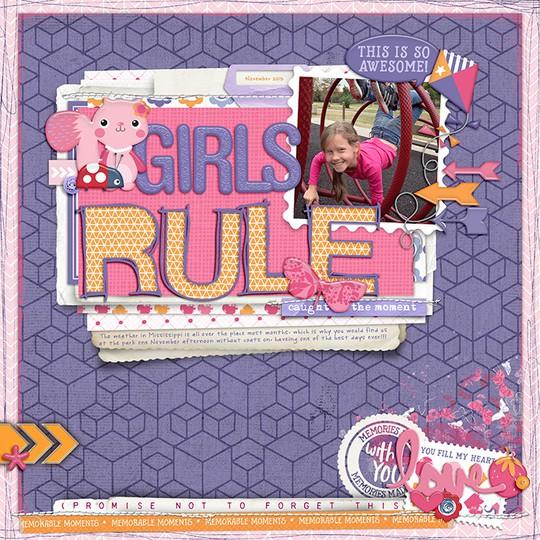Jojo   girls rule original