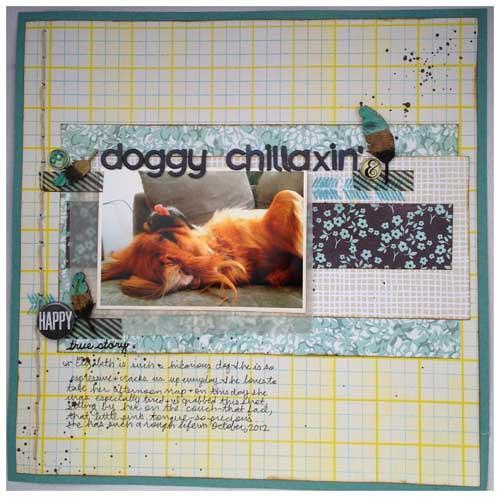 Doggychillaxin