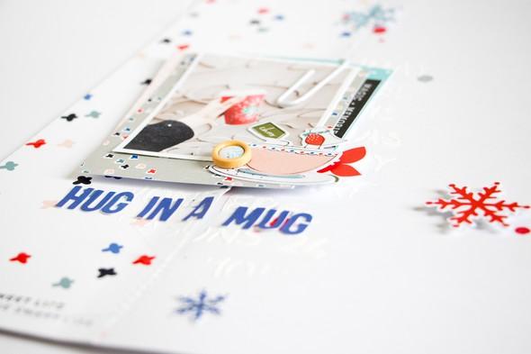 Huginamug scatteredconfetti scrapbooking layout pinkfreshstudio decemberdays 3 original