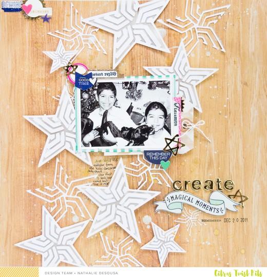Ctk create magical memories nathalie desousa original