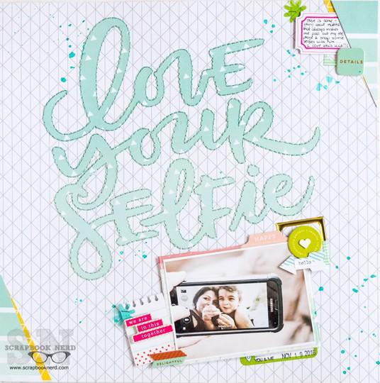 Love your selfie original