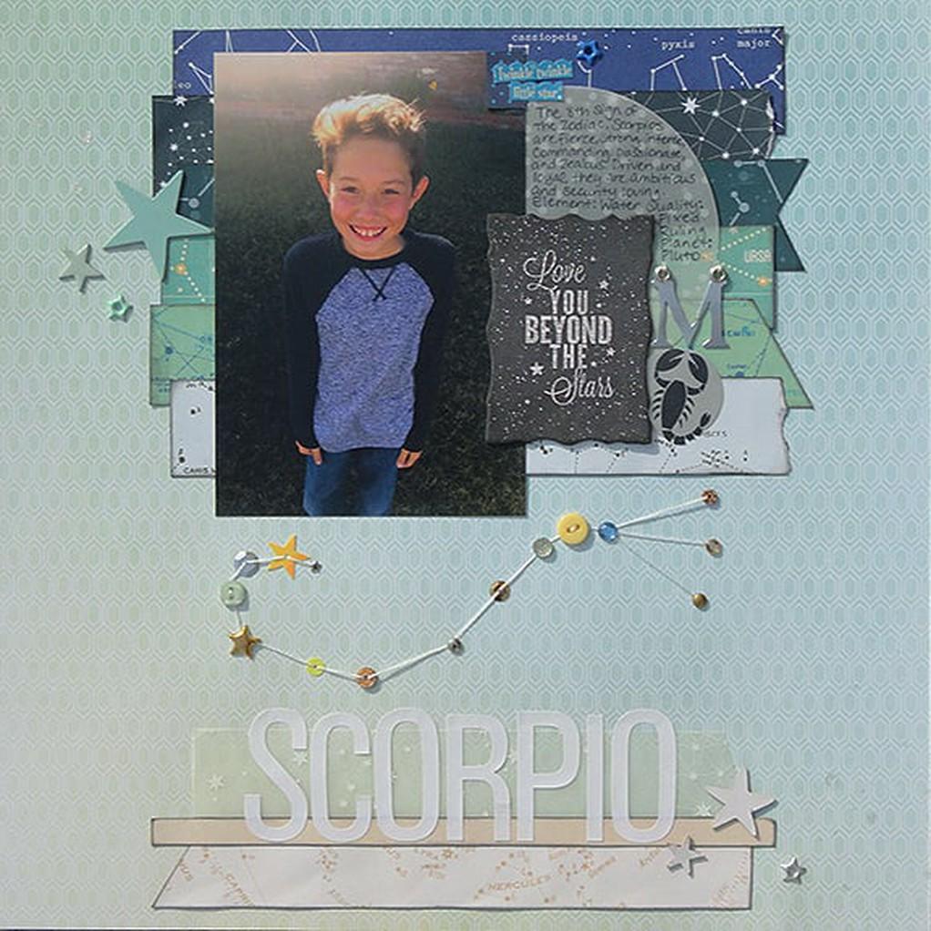 Scorpio 2 original
