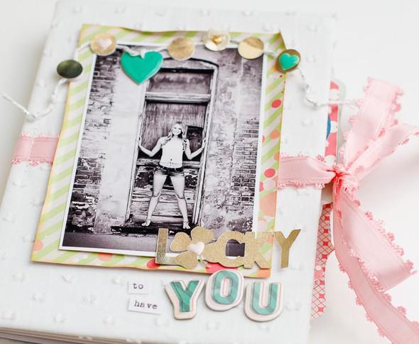 Luckytohaveyou dianepayne minialbum 4