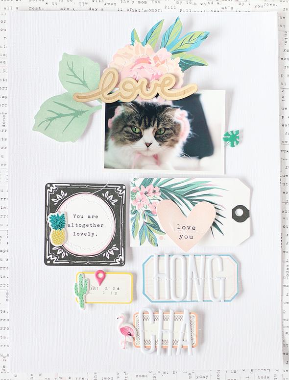 Gossamerblue april layout 001 original
