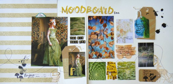 Moodboard love 1