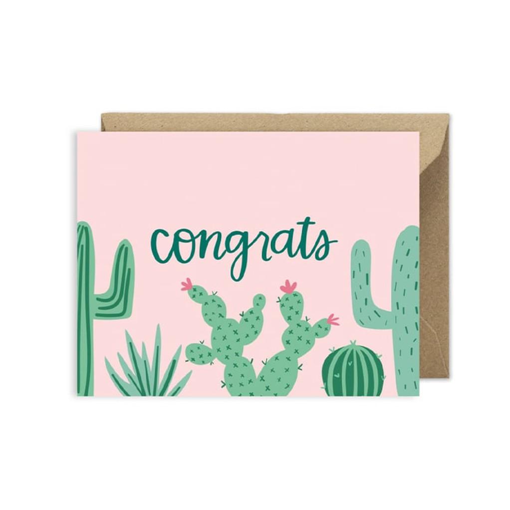 Cactuscongratulationscard