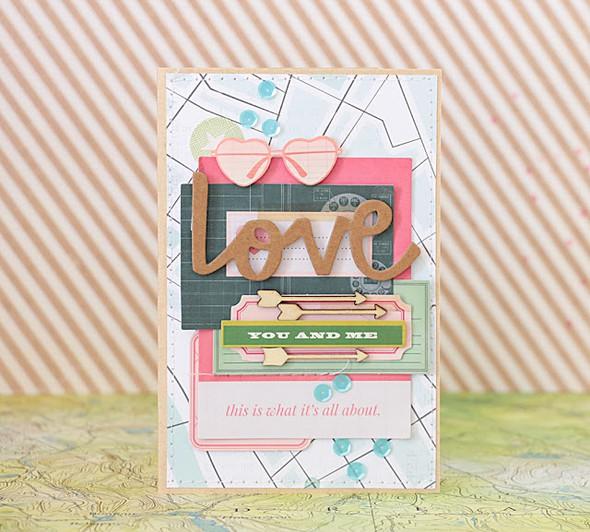 Love card by natalie elphinstone original