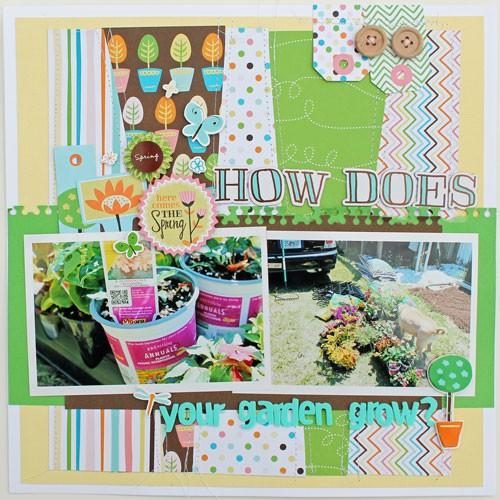 Garden grow   layout