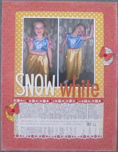 Snow white sg