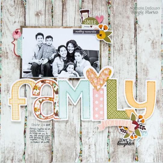 Ss nathalie desousa family 2 original