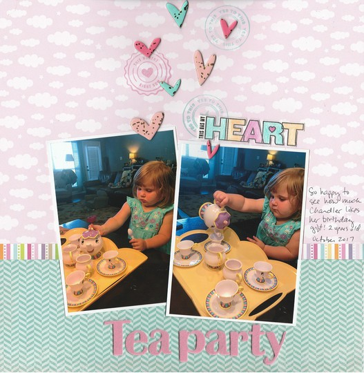 Tea party original
