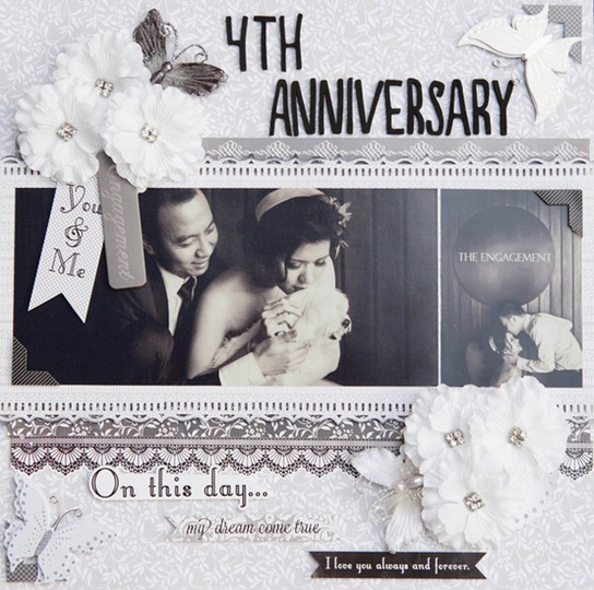 The engagement full layout by evelynpy