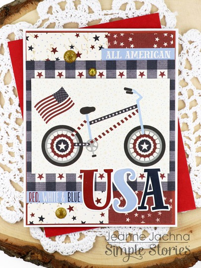 Usa bike one original