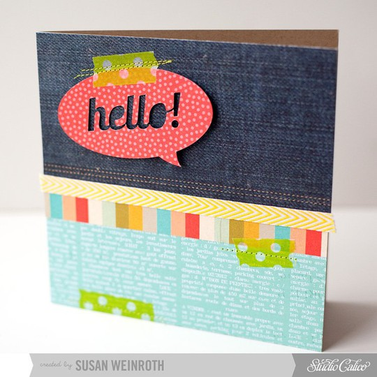 8   hello card   susan weinroth