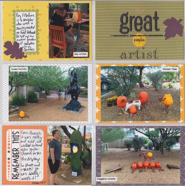 The great pumpkin artist1 original