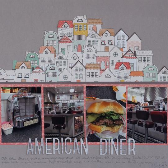 American diner original