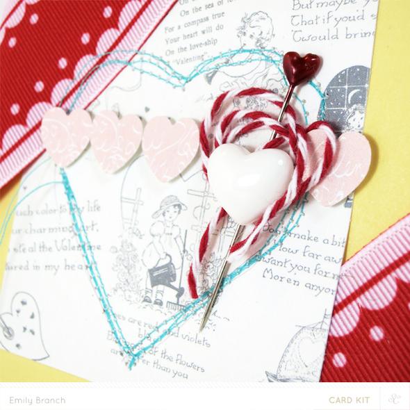 Stitchedheartcard closeup