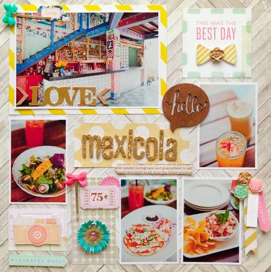Motel mexicola by evelynpy