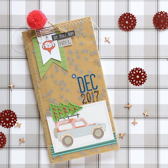 December daily cover original