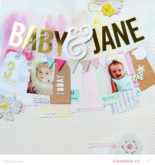 Baby jane by paige evans