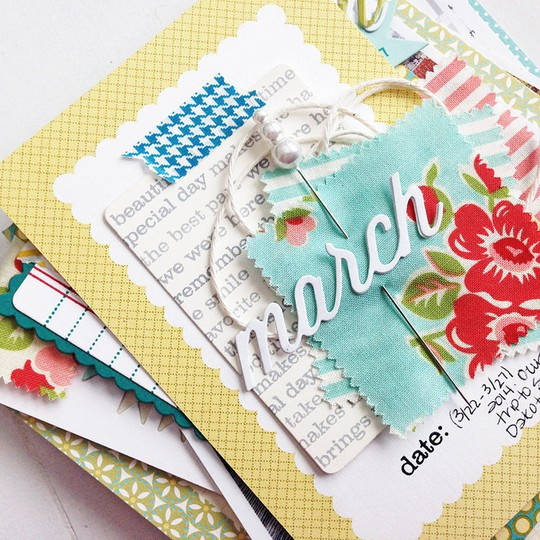 March mini album sneak by danielle2   750px