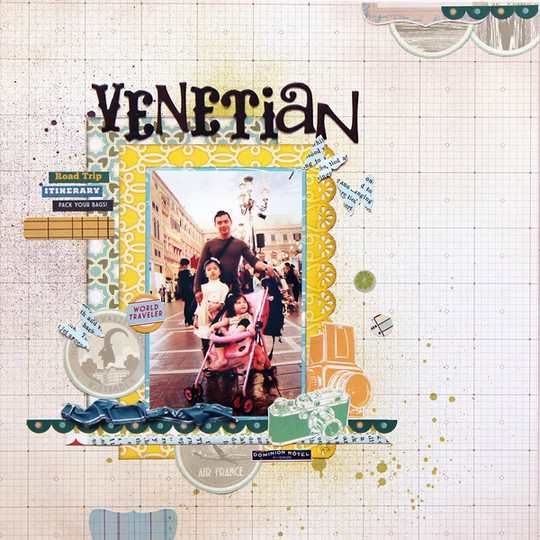 Venetian mf