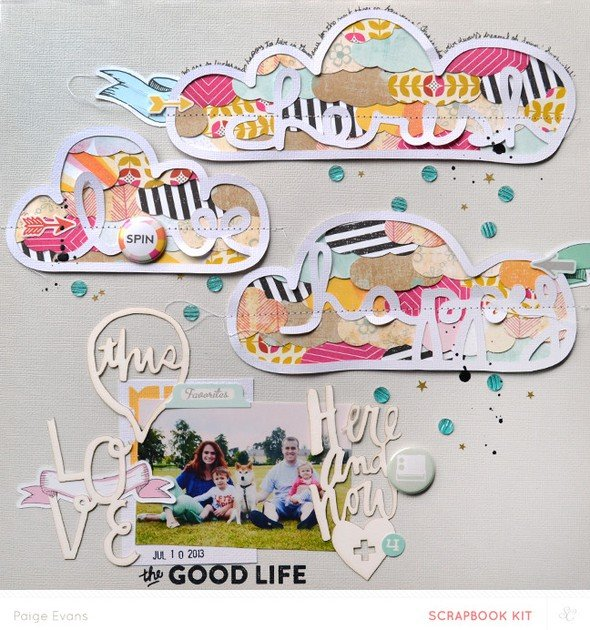 The good life by paige evans