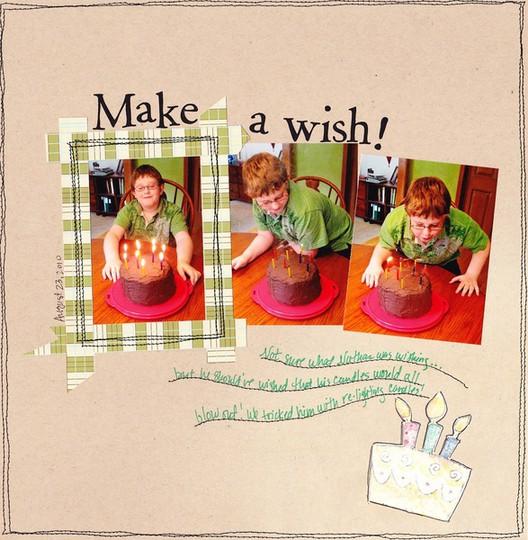 Make a wish 0001