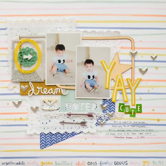 Yay cute by evelynpy original