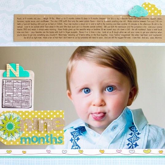 1   nine months   susan weinroth