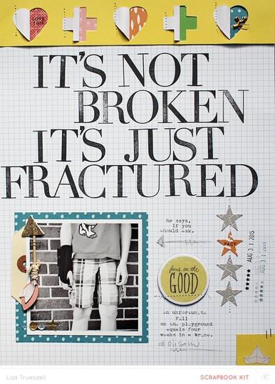 Fractured lisatruesdell original
