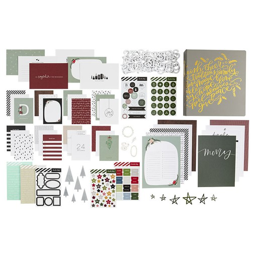 Picture of December Daily® 2019 Joyful Collection Kit