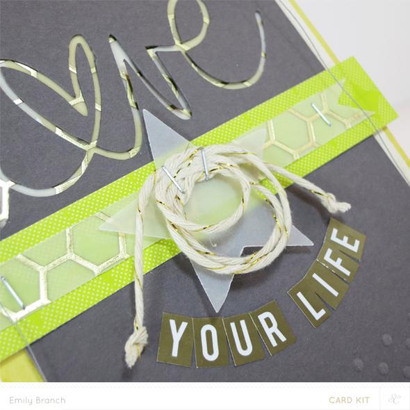 Loveyourlifecard closeup