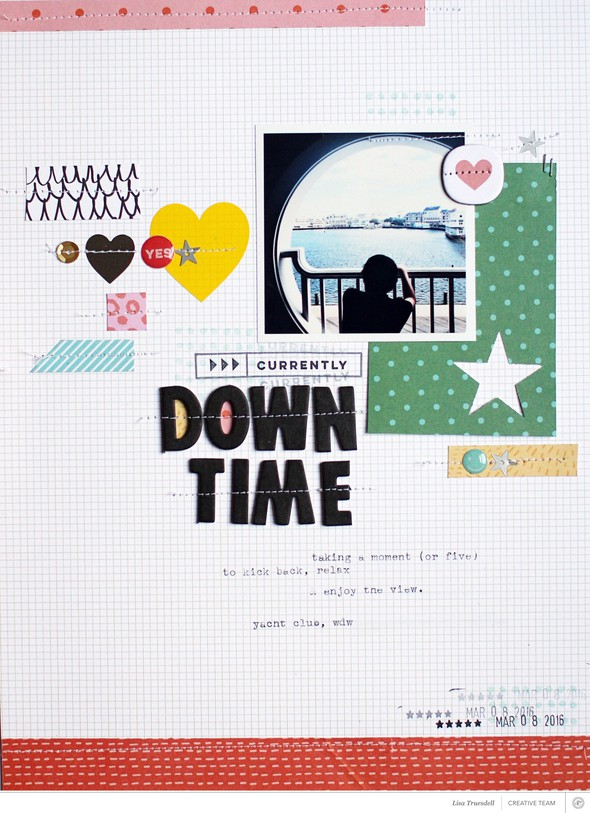 Downtime lisatruesdell original