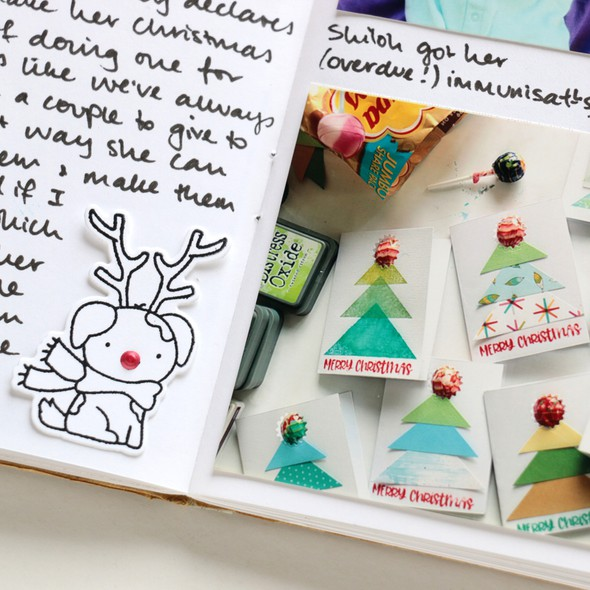 Holiday cards detail 1 original